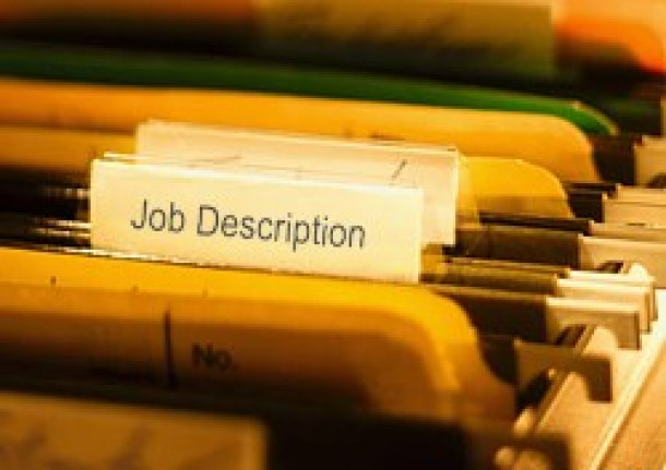 job description icon