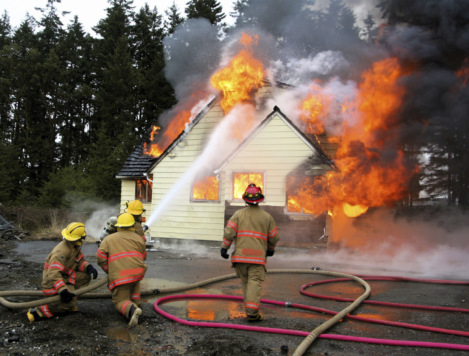 Dryer-Vent-House-Fire