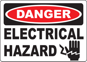 Danger electrical hazard-01