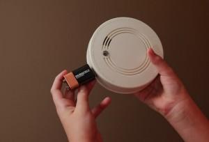 smoke detector (1 of 1)